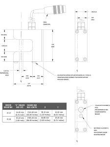 датчик Fife SE-31 - схема