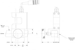 Схема датчика Fife SE-31